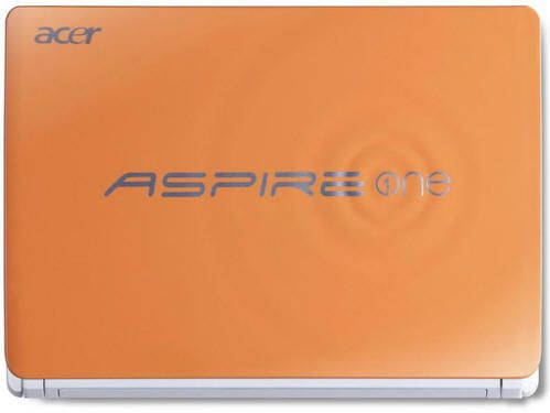 Acer Aspire One Happy, netbooks coloridos