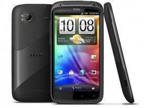 HTC Sensation, supersmartphone Android