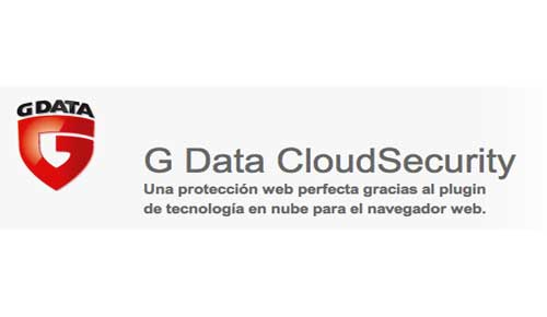 G Data CloudSecurity, filtro web antimalware