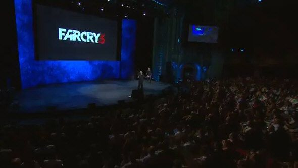 [E3 2011] Far Cry 3 presentado en vídeo