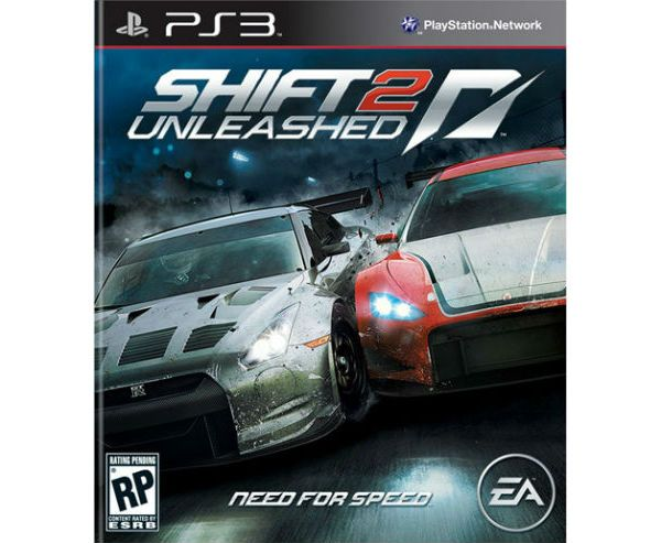 Ganador del Need for Speed: Shift 2 Unleashed para PS3