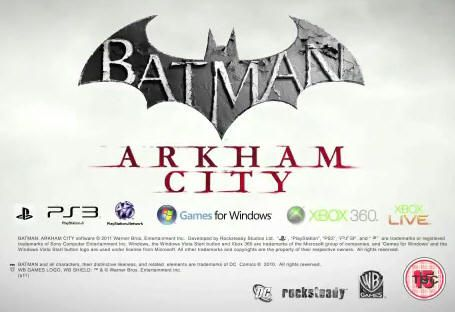 Batman: Arkham City – The Riddler
