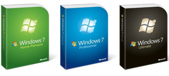 Microsoft ha vendido 400 millones de licencias de Windows 7
