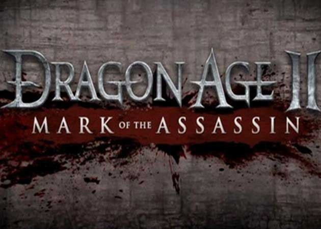 Dragon Age II: Mark of the Assassin, tráiler