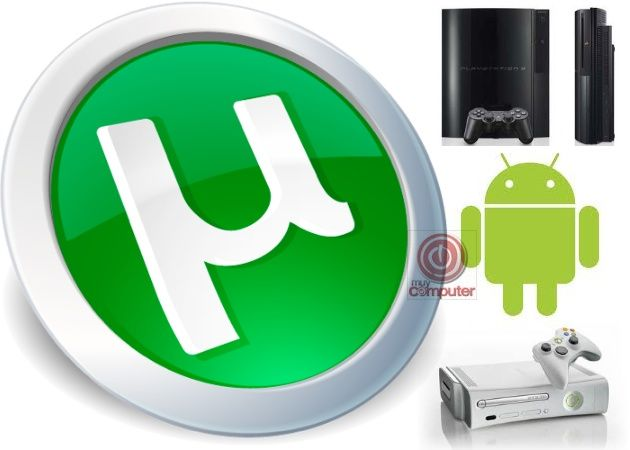 uTorrent llega a Android, Xbox 360 y PS3