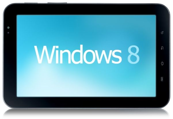 HP, ASUS y Dell apuestan por Windows 8 para sus futuros tablets