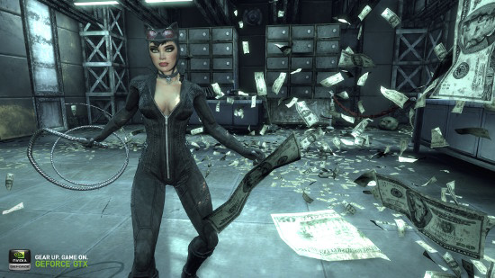 NVIDIA PhysX en Batman Arkham, impresionante (VIDEO)