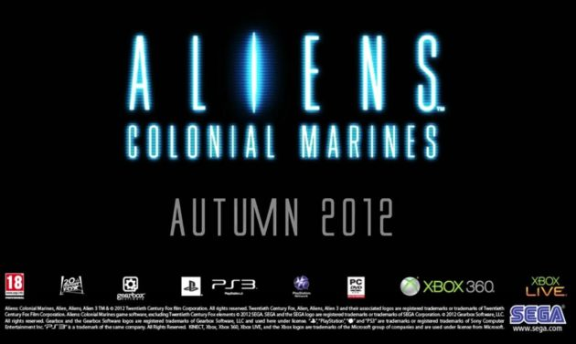 Tráiler Aliens: Colonial Marines (VIDEO)