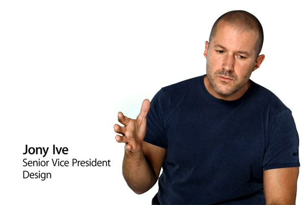 Nombran Sir a Jonathan Ive, diseñador de productos Apple