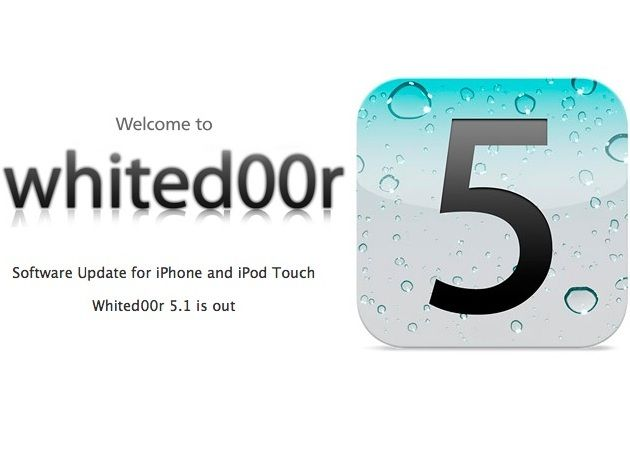 Whited00r 5.1: Custom firmware iPhone 3G, iPod touch 2G y anteriores con novedades iOS 5