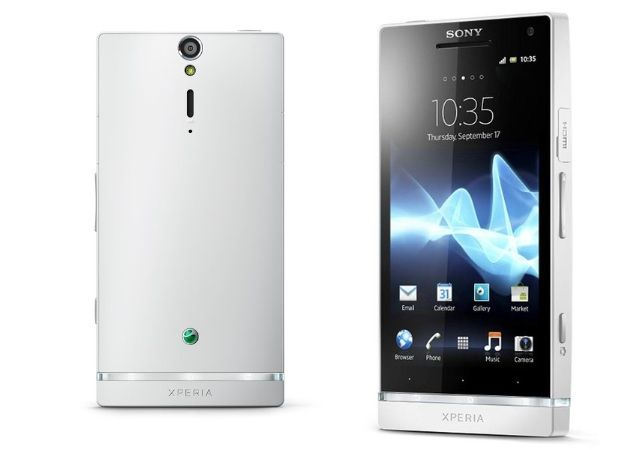 [CES 2012] Sony Xperia S, supersmartphone Android con NFC