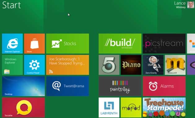 Microsoft permitirá downgrade de Windows 8 a Windows 7