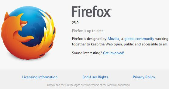 Firefox 26 Final, disponible
