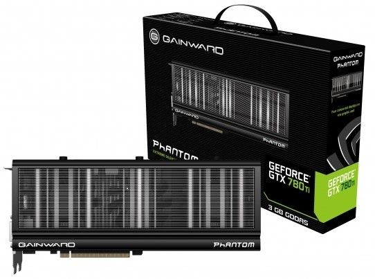 Gainward lanza su GeForce GTX 780 Ti Phantom
