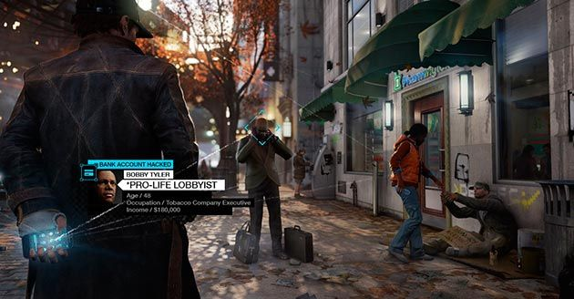 Watch Dogs, análisis