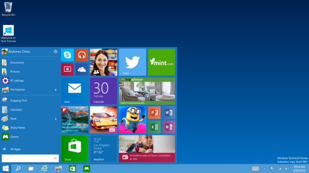 "Microsoft actualiza Windows 10 con la ""november update"""