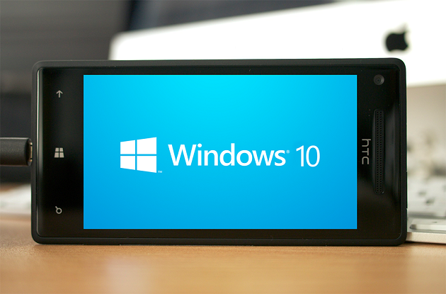 Versión de Windows 10 for Phones en fase de prueba