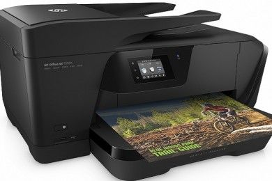 Nueva OfficeJet 7510 All-in-One, multifunción con formato ancho