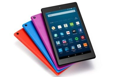 Amazon anuncia nueva Fire HD 8 con Alexa, disponible desde 90 dólares