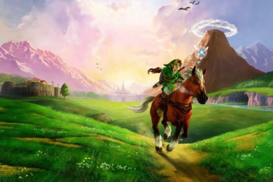 Nintendo desarrolla The Legend of Zelda para móviles