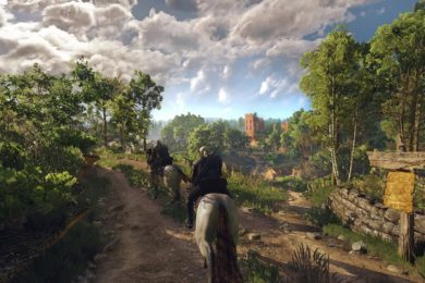 The Witcher 3 Wild Hunt recibirá mejoras en Xbox One X y PS4 Pro