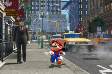 Super Mario Odyssey se lleva el favor de la crítica en los Game Critics Awards