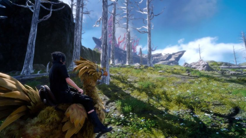 Final Fantasy XV llegará a PC con GameWorks de NVIDIA