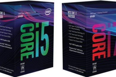 Coffee Lake para PCs