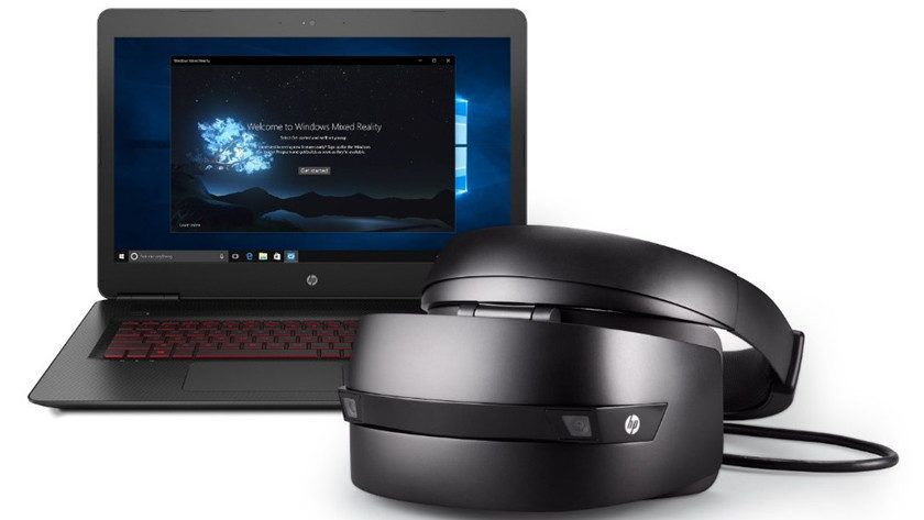 HP Windows Mixed Reality DE, precio y lanzamiento