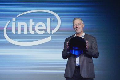 Intel avanza a los 10 nm: primera oblea y Cannon Lake en 2018