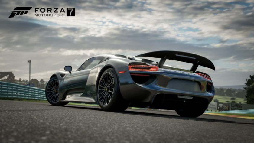 Ya disponible la demo de Forza Motorsport 7 en PC, prepara 22 GB