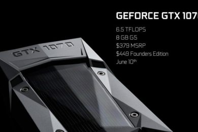 Resultados de la GeForce GTX 1070 Ti en Fire Strike Extreme y Time Spy
